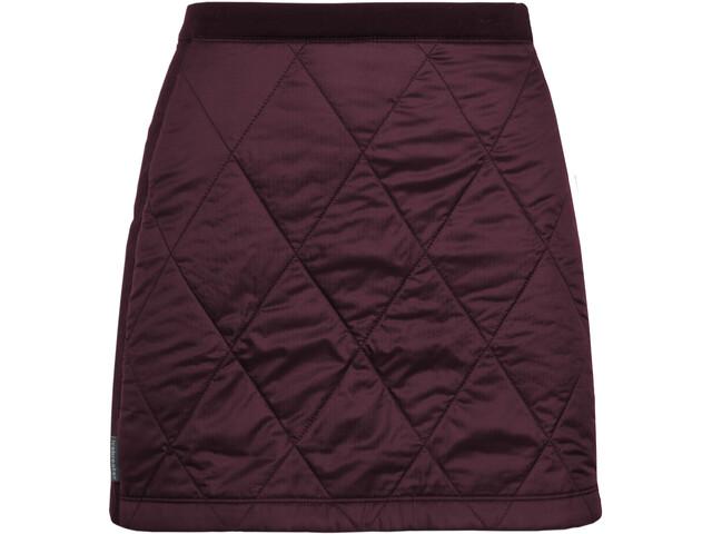 Icebreaker Helix Skirt Women Velvet